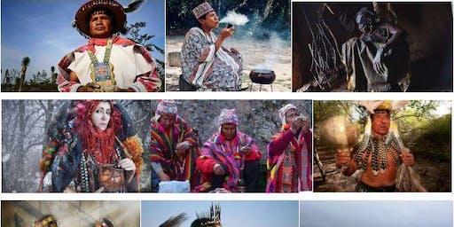 Ayahuasca Healing Experience. Sacred Plant Medicine Circle