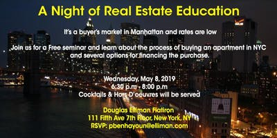 First Time Home Buyer Event New York - New York - May