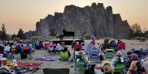 *SOLD OUT* IN A LANDSCAPE: Smith Rock State Park  6:30pm Wed, 7/24
