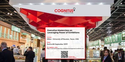 EXECUTIVE MASTERCLASS ON LEVERAGING POWER OF EXHIBITIONS
