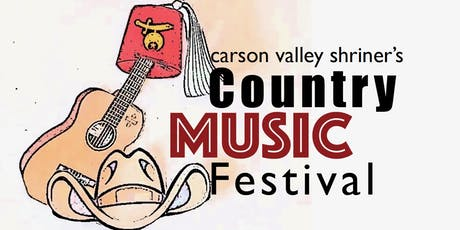 Carson Valley Shriners Country Music Festival tickets