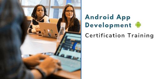 Android App Development Certification Training in Washington, DC