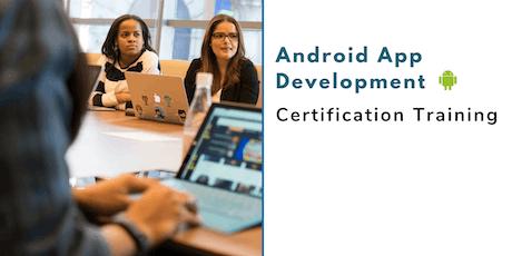 Android App Development Certification Training in Visalia, CA tickets