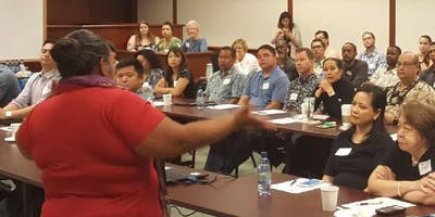 Hawaiian Cultural Values Training - HONOLULU