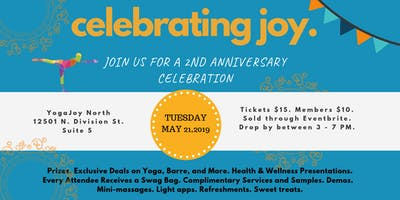 Celebrating Joy