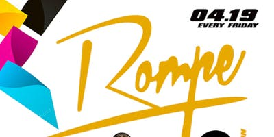 ROMPE FRIDAY AT HOLY COW NIGHTCLUB