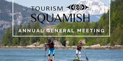 Tourism Squamish Annual General Meeting