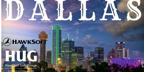 2019 HUG Regional Fall Meeting (Dallas, TX) tickets