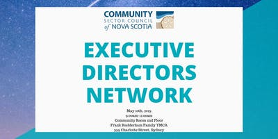 Executive Directors Network-Cape Breton Region