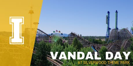 Vandal Day at Silverwood Theme Park 2019 tickets