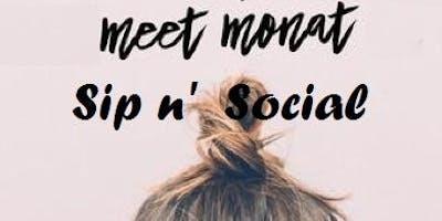 Thursday social Sip n\