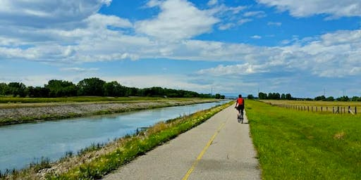 2nd Annual Bicycle Overnight Trip to Camp Chestermere