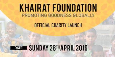 Khairat Foundation Launch Event