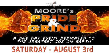 Moore's Pride & Grind 2019 tickets