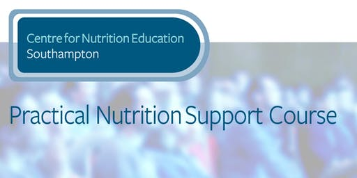Southampton Practical Nutrition Support Course 2019