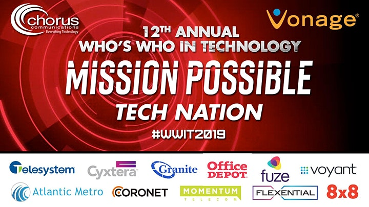 12th Annual Who's Who In Technology: Mission Possible image