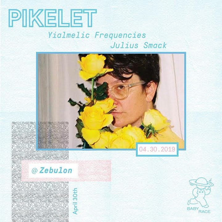 Pikelet (AKA Evelyn Ida Morris) album launch, Yialmelic Freque Julius Smack image