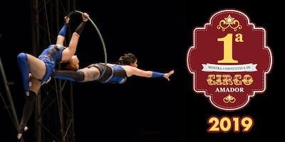 Mostra Competitiva de Circo Amador Edição 2019