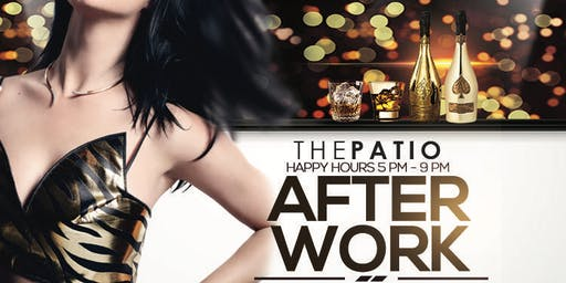 AFTER WORK PARTY :: THURSDAYS :: UPTOWN NEW YORKS FINEST :: INWOOD BAR