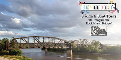 Levee Fest 2019 Free Boat and Bridge Tours