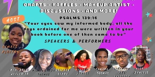 "Damascus Community Church Y4C Presents""Fearfully and Wonderfully Made ""2019 Teen Summit"