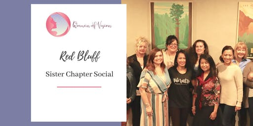 Women of Vision Red Bluff Social
