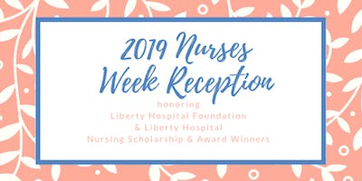 2019 Nurses Week Reception - Liberty - May Thursday 9 2019 3