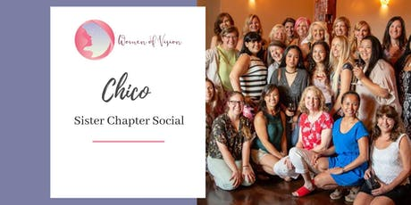 Women of Vision Chico Social tickets