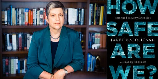 Salon@615 with Janet Napolitano