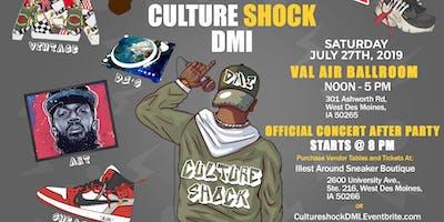 Culture Shock DMI Expo - Val Air Ballroom - July 27th