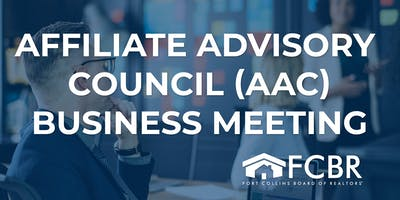 Affiliate Advisory Council Business Meeting - September
