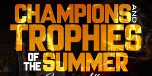 CHAMPIONS AND TROPHIES  OF THE SUMMER  AT AMADEUS