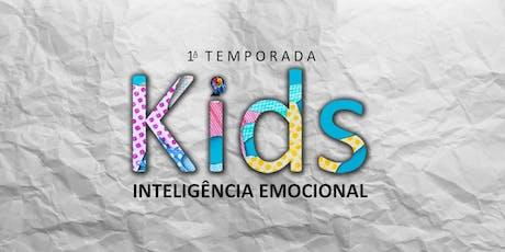 1ª Temporada do Curso de Inteligência Emocional KIDS ingressos
