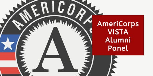 AmeriCorps VISTA Alumni Panel
