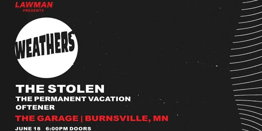 Weathers & The Stolen