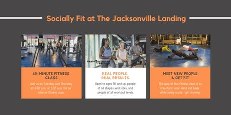 Get Socially Fit  tickets