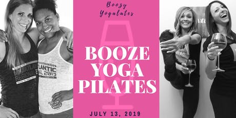 Boozy Yogalates with D&M Sports Training tickets