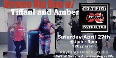 Xtreme Hip Hop with Tiffani & Amber