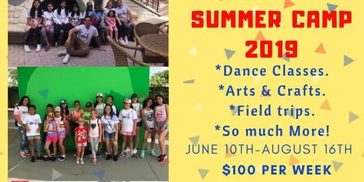 Summer Camp 2019 at Miami Movement Company