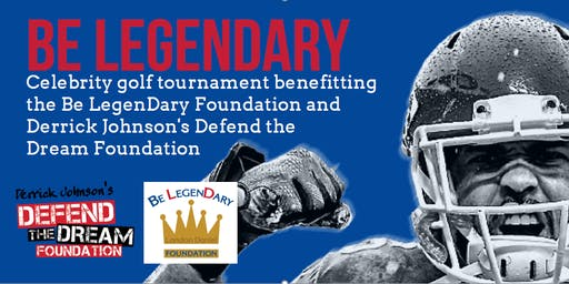 Be LegenDary Celebrity Top Golf Event