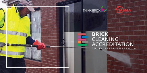 Brick Cleaning 2 Day Accreditation Course 20 - 21 June 2019 (GST free)