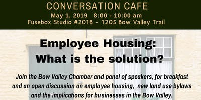 Conversation Cafe - Employee Housing