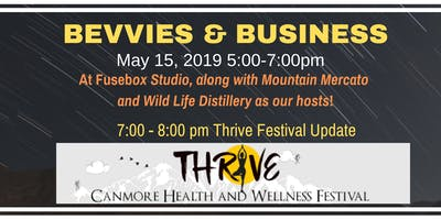 May Bevvies & Business