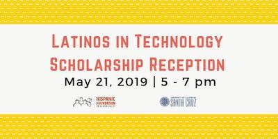 Latinos In Technology Scholarship Reception