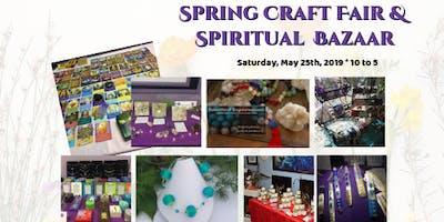 Spring Craft Fair & Spiritual Bazaar