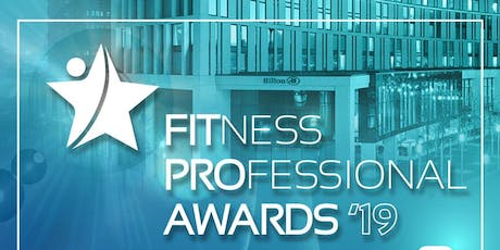 Fit Pro Awards 2019  tickets