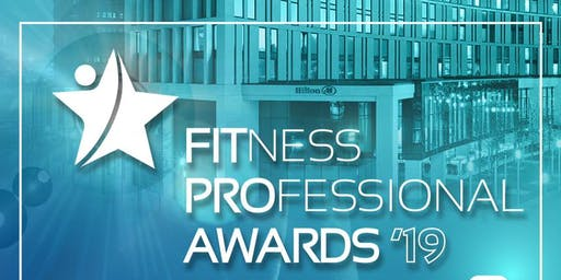 Fit Pro Awards 2019