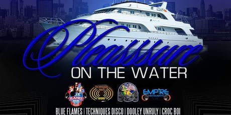Pleasssure On The Water Boat Ride tickets