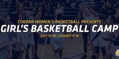 Corban Girl's Basketball Camp