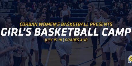 Corban Girl's Basketball Camp tickets